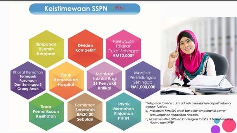 Kelebihan SSPN-i Plus