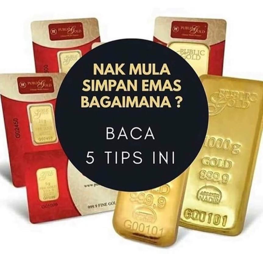 5 Tips SimpanEMAS