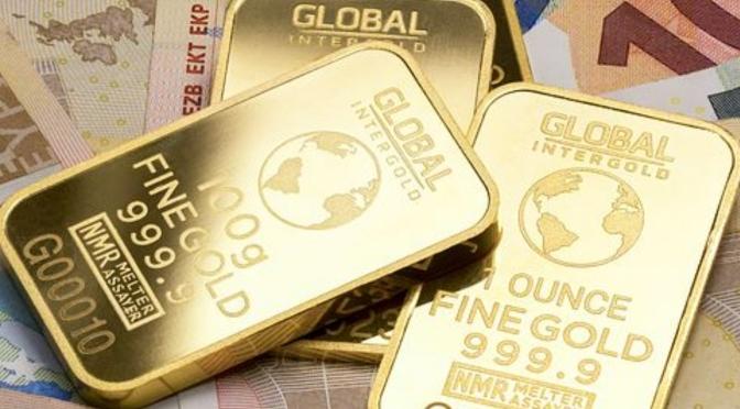 Potensi Kenaikan Harga Emas..untung ke untung?