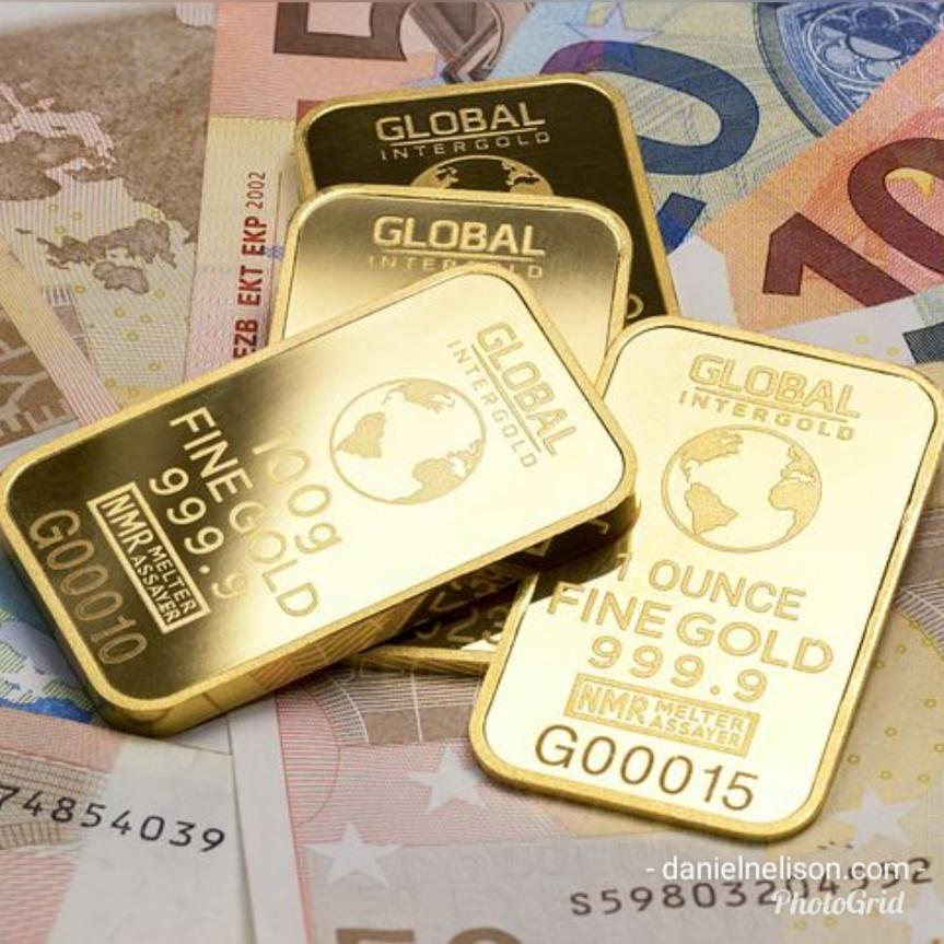 Potensi Kenaikan Harga Emas..untung keuntung?