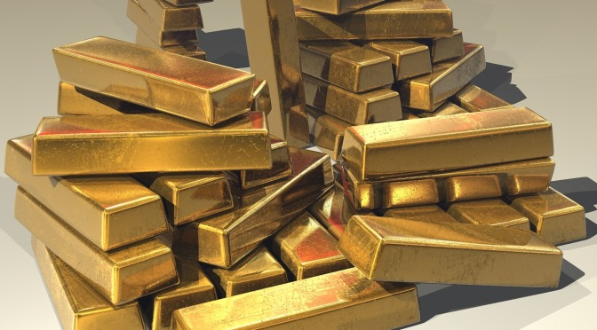 Membina kekayaan dengan emas..ikuti tips yang berguna ni