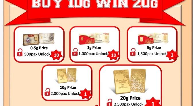 PROMO BUNGAMAS PUBLIC GOLD – EXTENDED VERSION