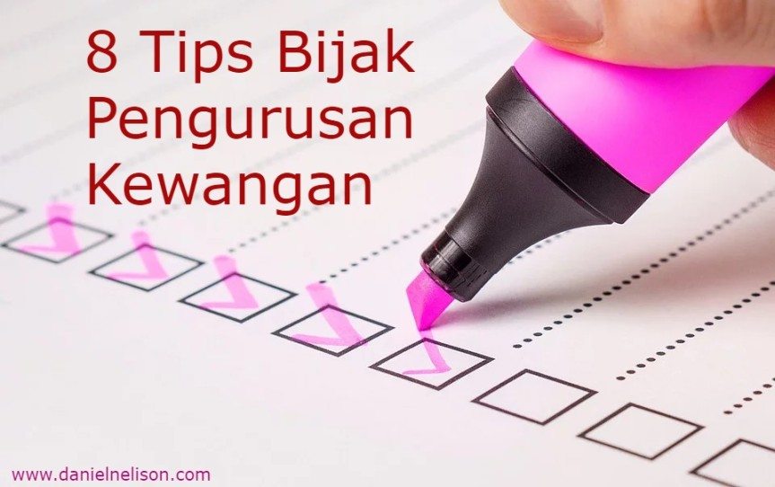 TIPS BIJAK PENGURUSANKEWANGAN