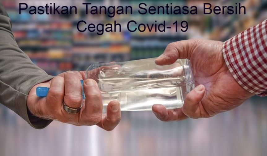 Hand Sanitizer – Hapuskan Segala Virus KatTangan